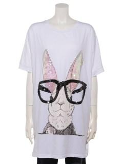 ラビットBig Tシャツ