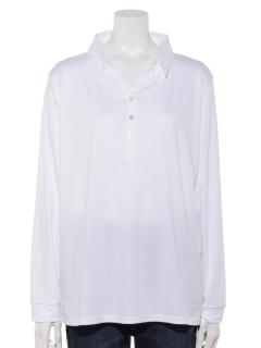 プレミアムオーガニックコットン100%スキッパーシャツスタイル
