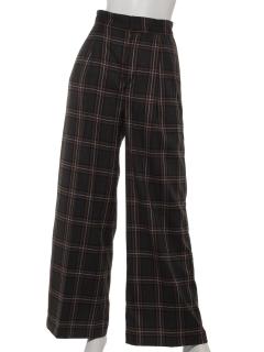 【Brown & Street】Style Wide Pants