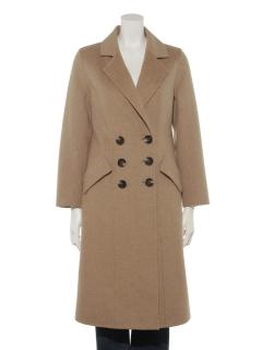 【Brown & Street】Wool Long Double Coat