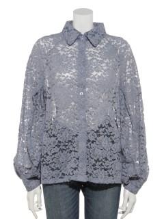 コードレースシャツ
