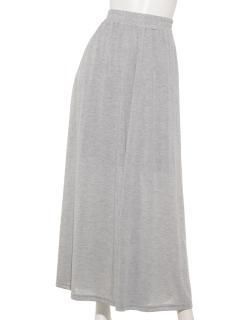 カットマキシロングスカート