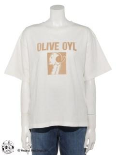 POPEYE'S OLIVE OYL TEE