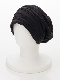 デザインピンタックニット帽(オリジナルバッグ付き)