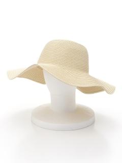 ポケッタブルブレード女優帽(プリム11cm)オリジナルバッグ付