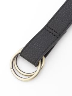 Wリング垂らしベルト(25mm巾)