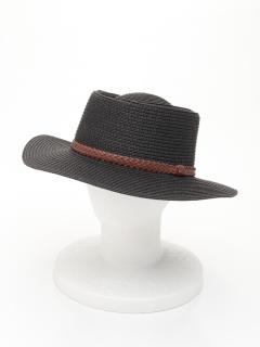 メッシュリボンペーパーカンカン帽(オリジナルバッグ付)