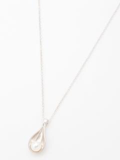 パール調ネックレス(オリジナル巾着付)