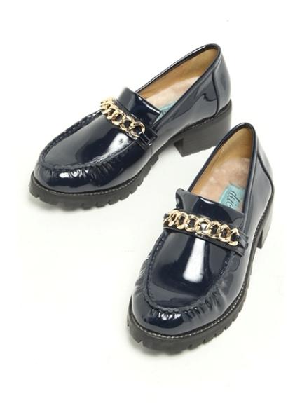 DEICY (デイシー) 靴 NAVY