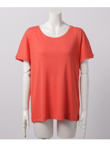 NINE (ナイン) Tシャツ オレンジ