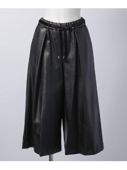NINE (ナイン) パンツ ブラック