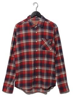 GOOTTY'SBURG起毛チェックシャツ