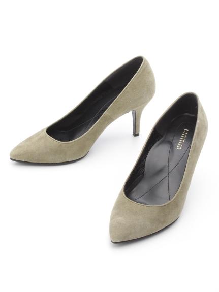 UNTITLED (アンタイトル) 靴 グリーン