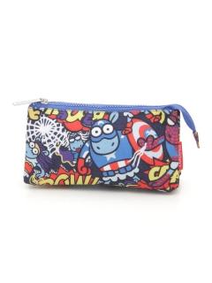 【KUKUXUMUSU】3ポケットスーパーヒーローズ