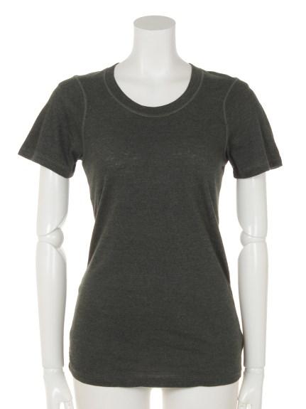 MONROW (モンロー) Tシャツ カーキ