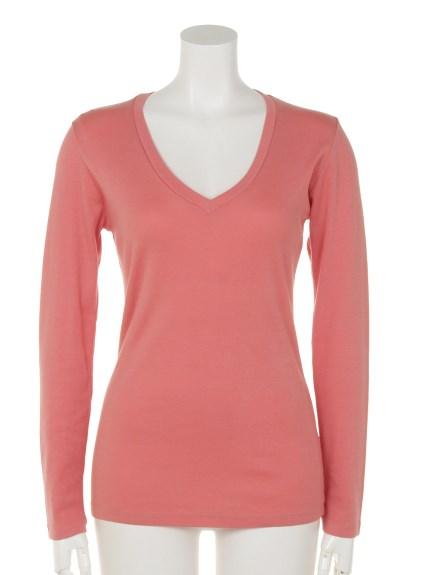 MONROW (モンロー) Tシャツ ピンク
