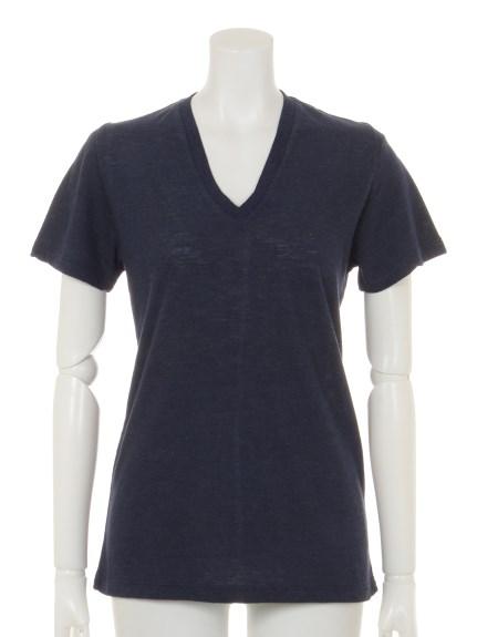 MONROW (モンロー) Tシャツ ネイビー