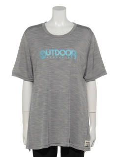 UVドライタッチチュニックTシャツ