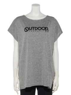 カチオン杢ゆるTシャツ