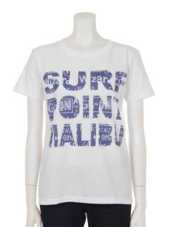 SURFロゴプリントTシャツ