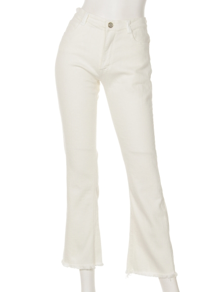 DENNY ROSE (デニーローズ) パンツ ホワイト