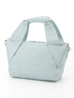 ドレープハンドルトートバッグ