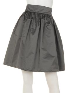 ツイルギャザースカート