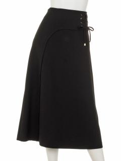 ウエストマークデザインスカート