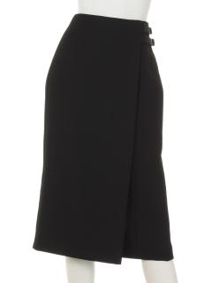 サイドベルトスカート