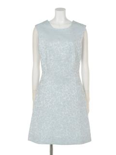 フラワーデザインドレス