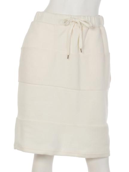 SEVENDAYS=SUNDAY (セブンデイズサンデイ) スカート オフホワイト