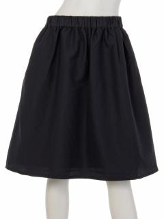 【chocol raffine robe】Uギャザーミディスカート