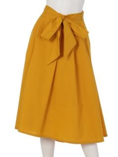 カラーテールスカート