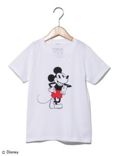 ミッキーマウス限定キッズTシャツ