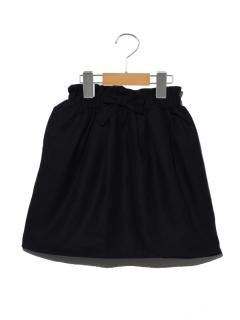 【100~130cm】ミディタケウェストギャザースカート