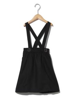 【100~130cm】サスペンダーツキナロースカート