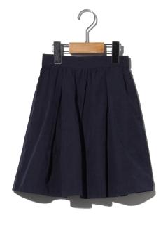【100~130cm】ポケットツキマットギャザースカート