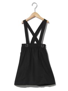 【140~150cm】サスペンダーツキナロースカート