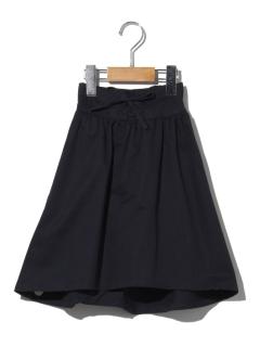 【100~130cm】ウェストレースアップスカート