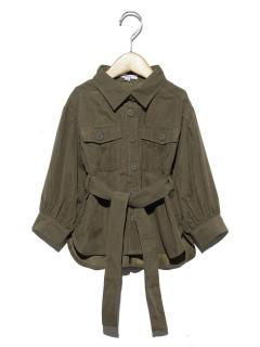 【100~130cm】ピーチタッチCPOジャケット