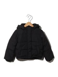 【100cm~130cm】洗えるショートナカワタパフジャケット
