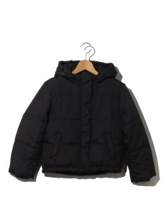 【140cm~150cm】洗えるショートナカワタパフジャケット