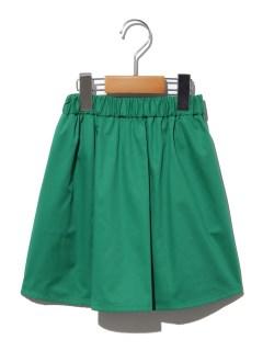 【100~110cm】クリアツイルギャザースカート