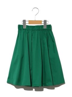 【140~150cm】クリアツイルギャザースカート
