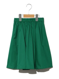 【160cm】クリアツイルギャザースカート