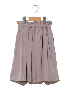 【160cm】リバーシブルギャザースカート