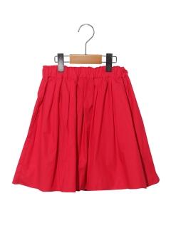 【150cm】インナーパンツツキカラーギャザースカート