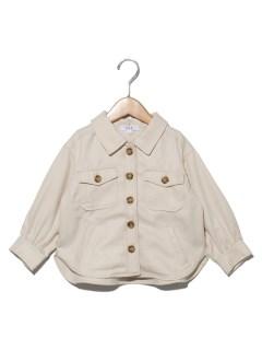 【100~130cm】パフスリーブCPOジャケット