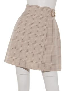 ラップスカラップスカート