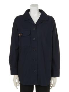 JP付属付きシャツジャケット